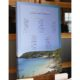 Wedding venue photo table plan